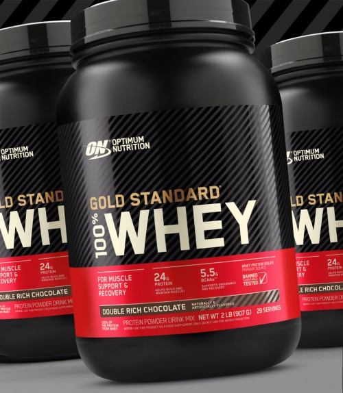 gold standard 100% whey original
