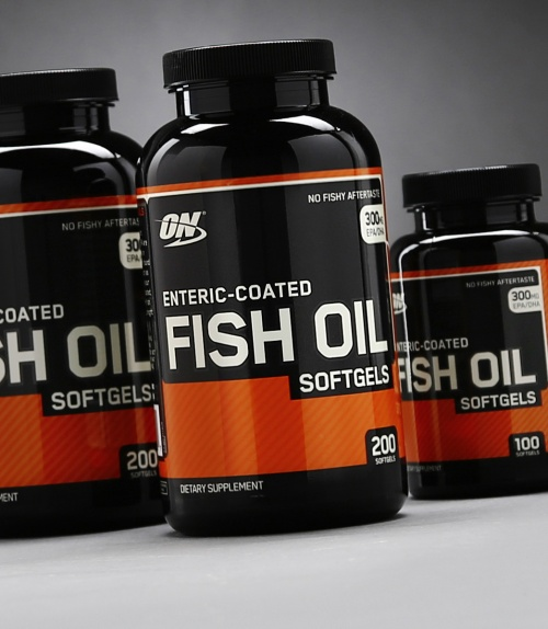 fish oil softgels original